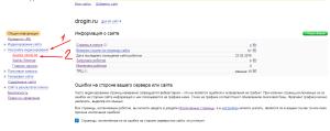 Как проверить robots.txt для оптимизации сайта. Drogin.ru