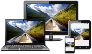 Адаптивное изображение на сайт с использованием HTML5. Drogin.ru