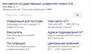 Расширенный сниппет в Google. Drogin.ru