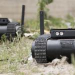 Израильская компания представила свой вооруженный дрон-минитанк
