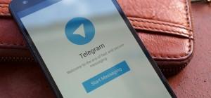 Санкции против мессенджера Telegram