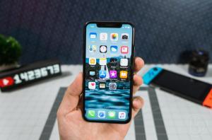 Революция в строении смартфонов Apple: новый экран MicroLED