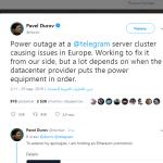 Telegram начинает оживать: комментарии Павла Дурова