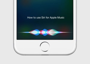 Siri в Apple