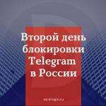 Второй день блокировки Telegram в России: прогнозы, мемы и реакция Павла Дурова