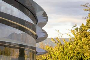 Apple Park в Калифорнии