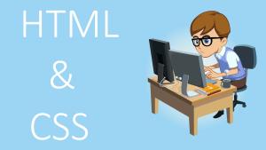 Знание HTML и CSS